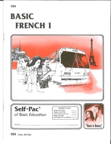 French I Pace 1103