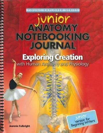 Junior Anatomy Journal from Apologia