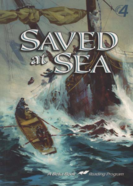 Saved at Sea by O.F. Walton from Accelerated Christian Education
