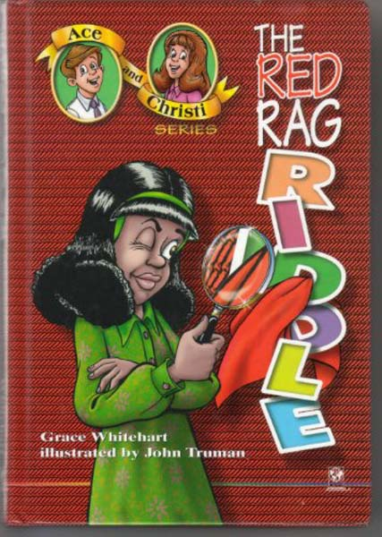 The Red Rag Riddle by Grace Whitehart from Accelerated Christian Education
