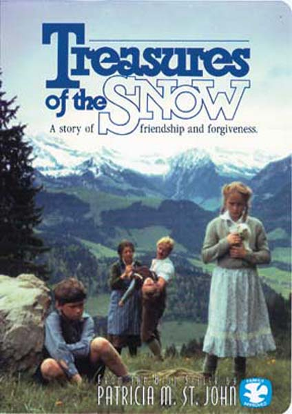 Treasures of the Snow by Patricia St. John from Accelerated Christian Education