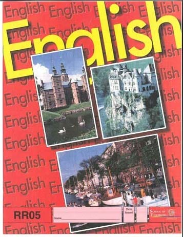 Reading Readiness English PACE 1 from Accelerated Christian Education