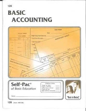Accounting Pace 124