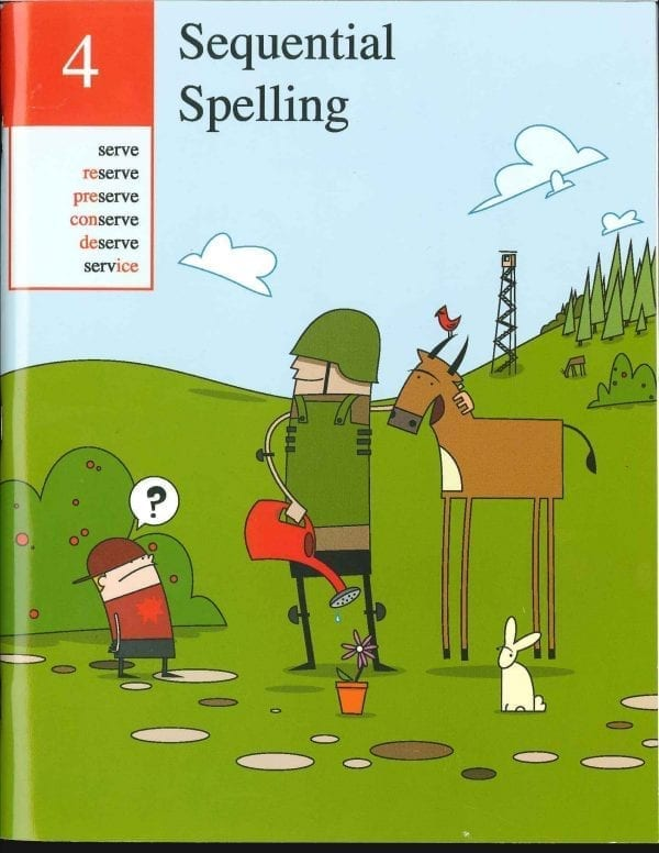 Level 4 Teacher's Manual by Sequential Spelling