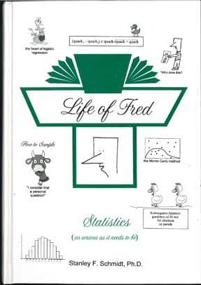 Life of Fred: Statistics from Polka Dot Publishing
