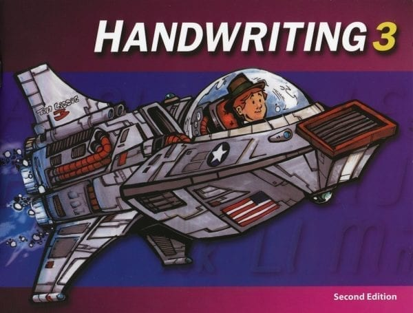 3rd Grade Handwriting Textbook Kit by BJU Press