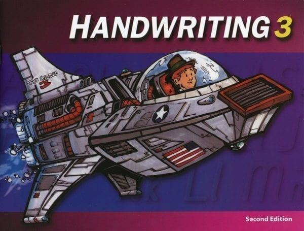 3rd Grade Handwriting Textbook Kit by BJU Press