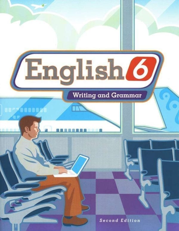 6th Grade English Textbook Kit from BJU Press