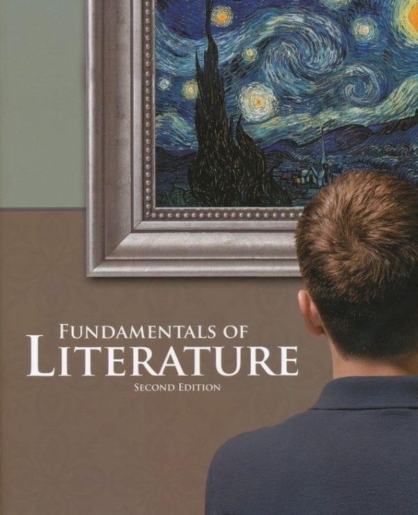 9th Grade Fundamentals of Literature Textbook Kit from BJU Press