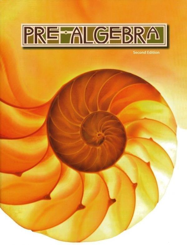 8th Grade Pre-Algebra Textbook Kit from BJU Press
