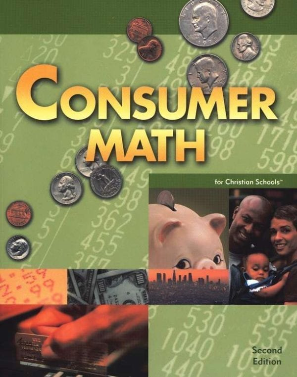 12th Grade Consumer Math Textbook Kit (High School)