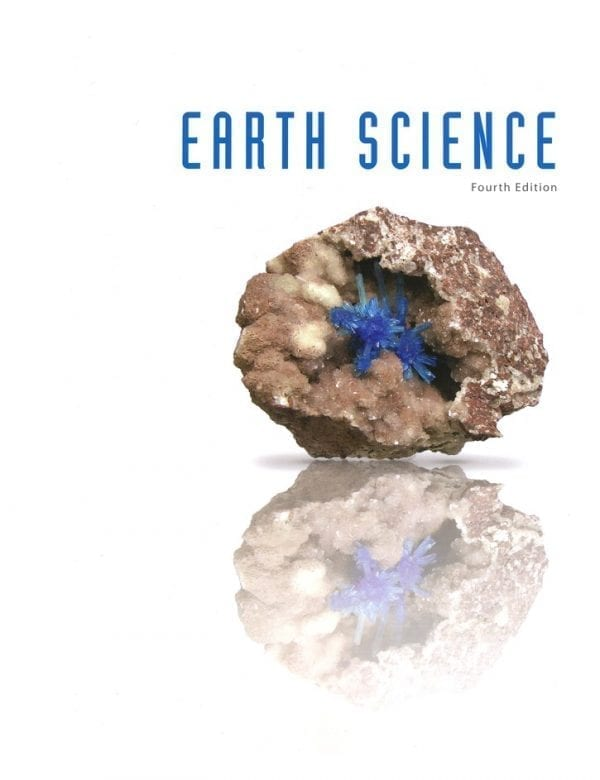 8th Grade Earth Science Textbook Kit 4th Edition from BJU Press