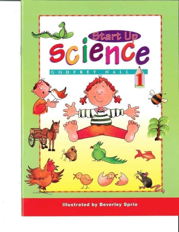 Start Up Science Book 1 by Singapore Math