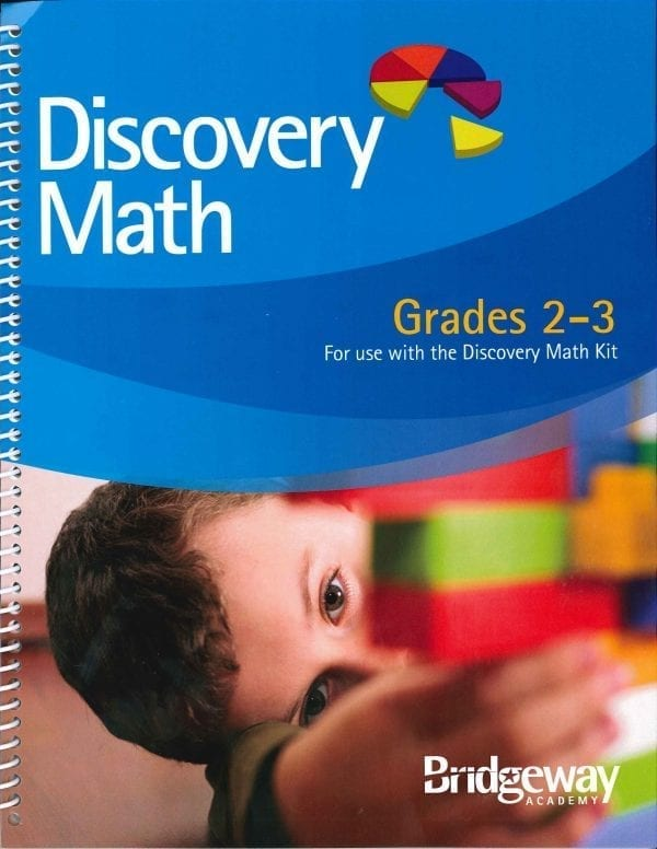 Discovery Math Guide 2/3 from Bridgeway