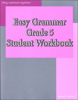 Grade 5 Student Workbook