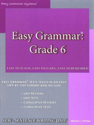 Grade 6 Teacher Edition