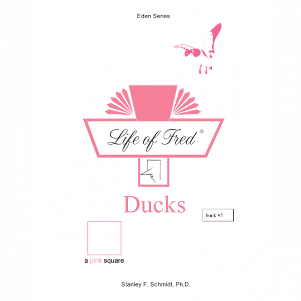 Life of Fred: Ducks from Polka Dot Publishing