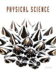 9th Grade Physical Science Textbook Kit from BJU Press