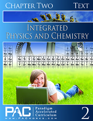 Integrated Physics and Chemistry Chapter 2 Text from Paradigm Accelerated Curriculum