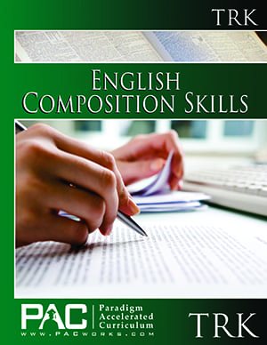 English II: Composition Skills Teacher's Resource Kit with CD from Paradigm Accelerated Curriculum