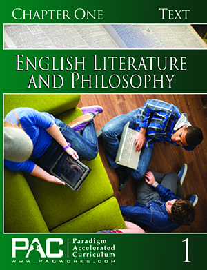 English IV: Legacy of Freedom Chapter 1 Text from Paradigm Accelerated Curriculum