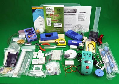 Physics Lab Kit from Quality Science Labs
