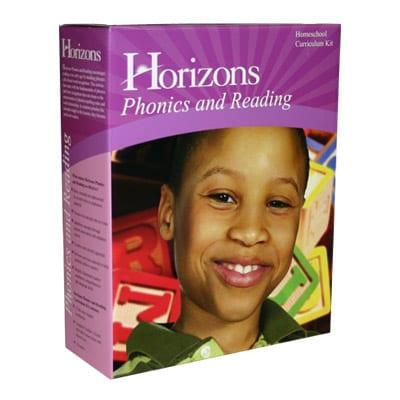Horizons 1st Grade Phonics & Reading Set from Alpha Omega Publications