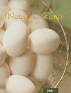 Nutrition Science Unit 4
