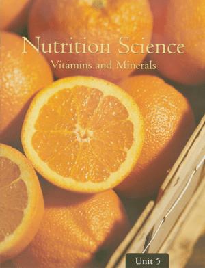 Nutrition Science Unit 5