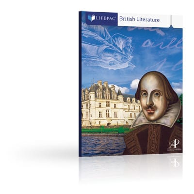 British Literature Unit 3 Worktext from Alpha Omega Publications