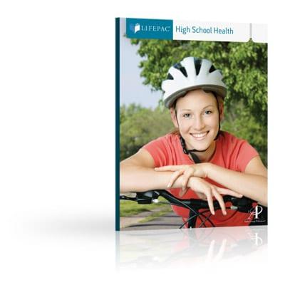High School Health Unit 1 Worktext from Alpha Omega Publications