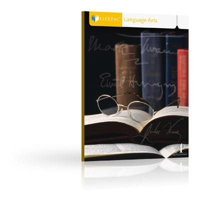 English IV Teacher's Guide from Alpha Omega Publications