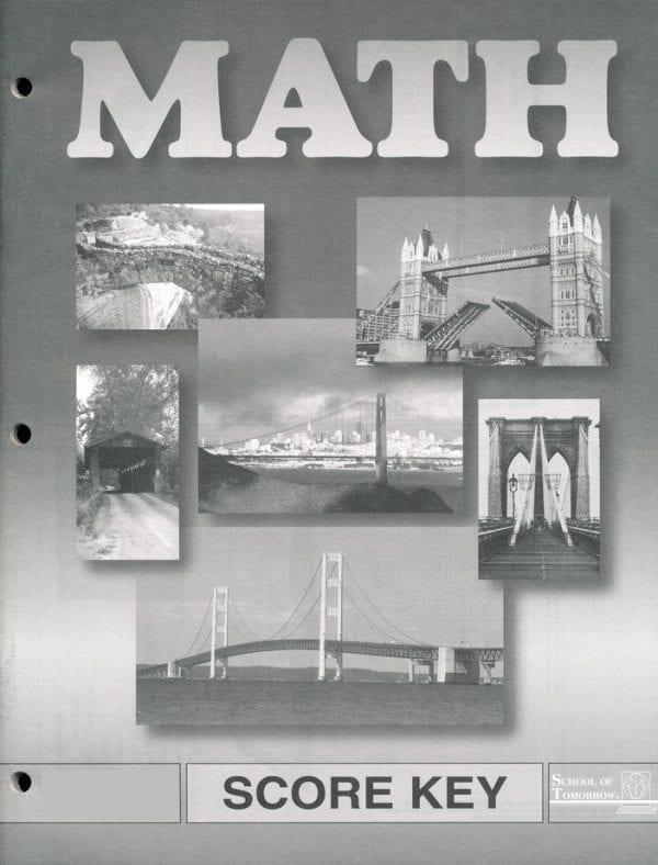 Math Answer Key 1037-1039