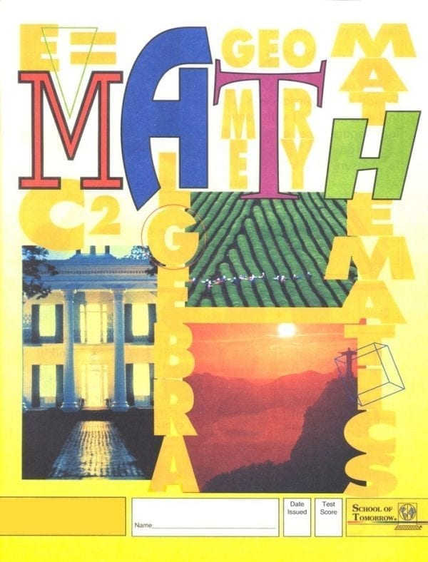Math Pace 1040