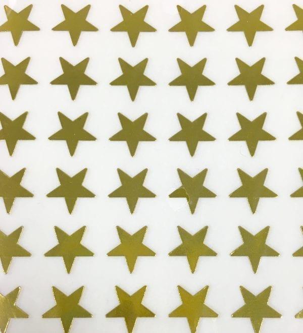Kindergarten Gold Stars