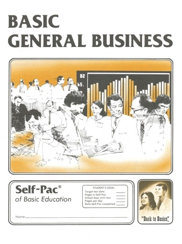 General Business Pace 99