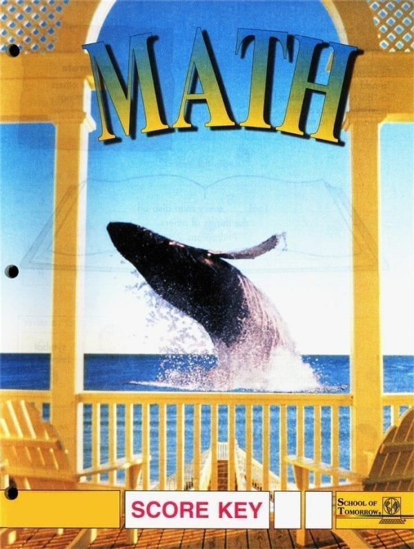 Math Answer Key 1027