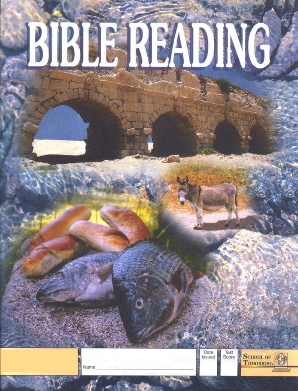 Bible Reading Pace 1027