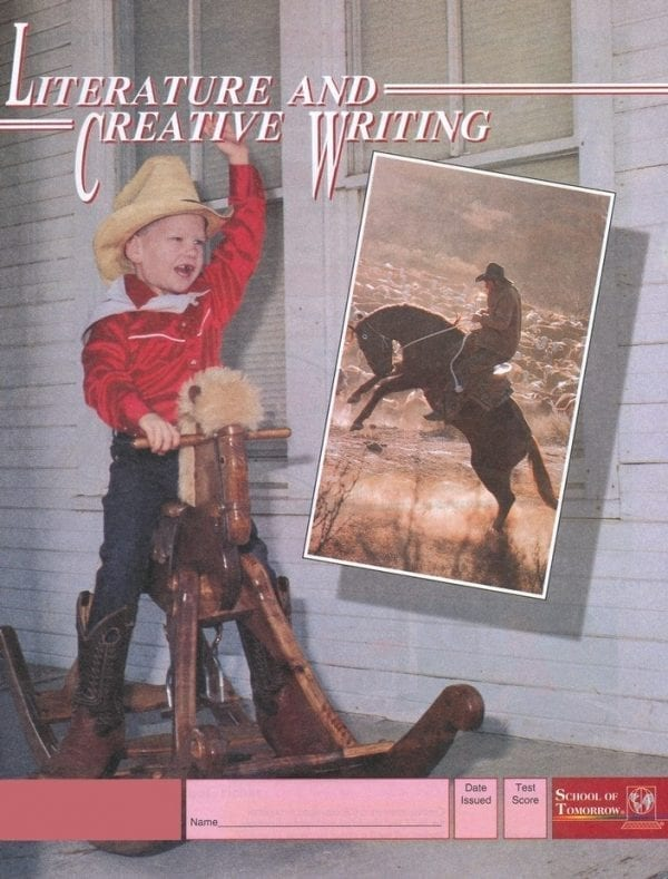 Literature and Creative Writing Pace 1033