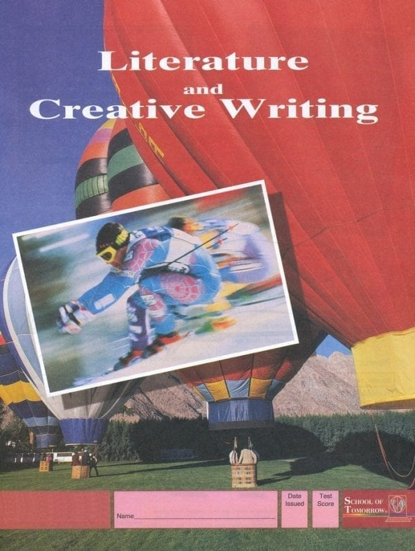 Literature and Creative Writing Pace 1053