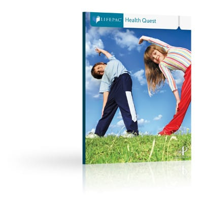 Health Quest Teacher's Guide from Alpha Omega Publications