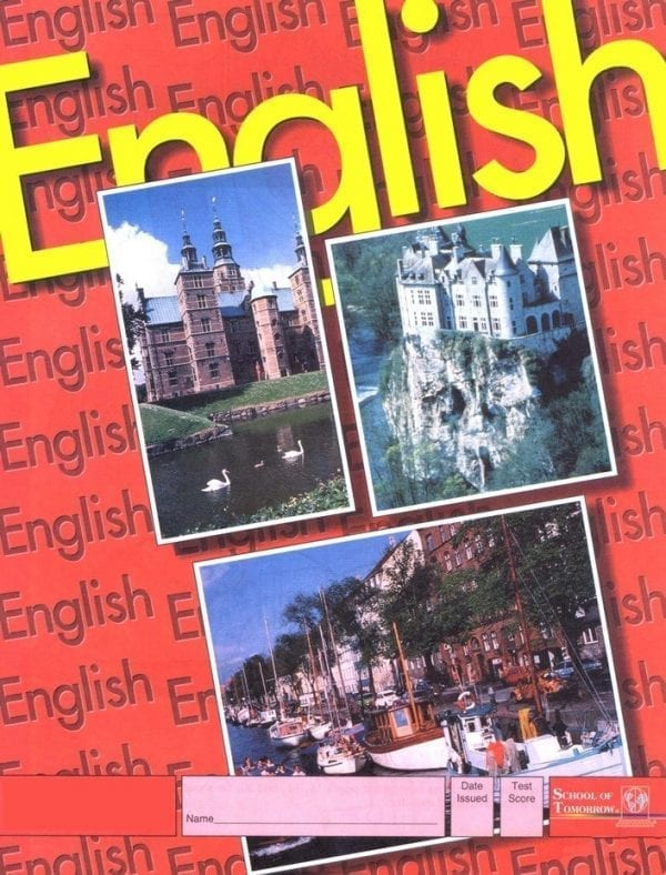 1st Grade English Pace 1003 by Accelerated Christian Education