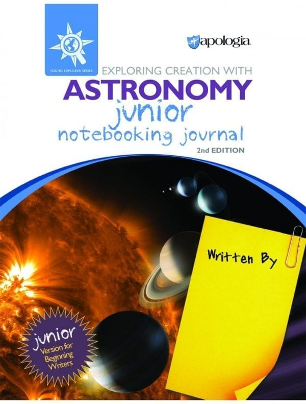 2nd Edition Astronomy Junior Journal