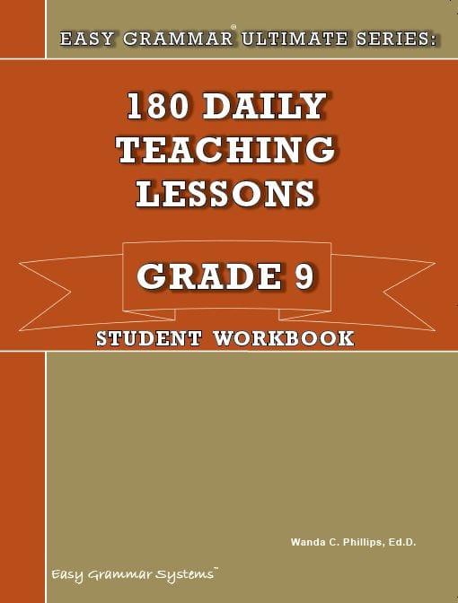 Grade 9 Student Workbook