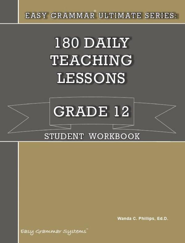 Grade 12 Student Workbook