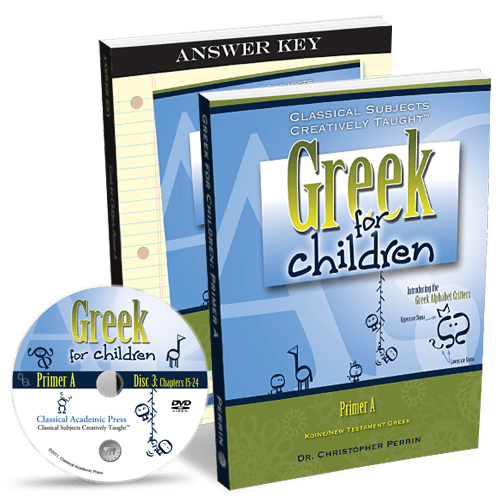 Greek for Children Complete Set