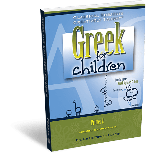 Greek for Children Student