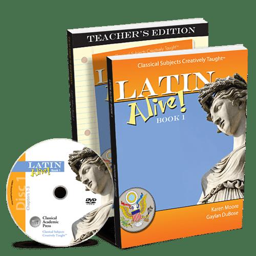 Latin Alive! 1 Complete Set