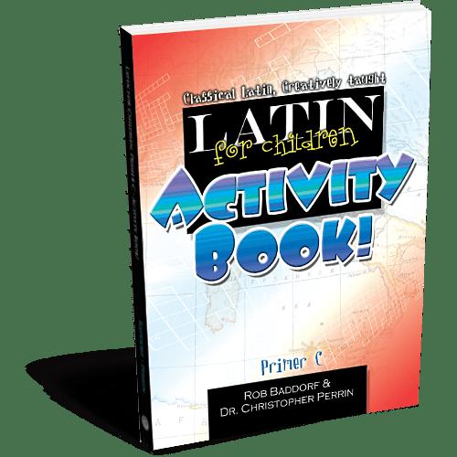 Latin for Children C Activity Book