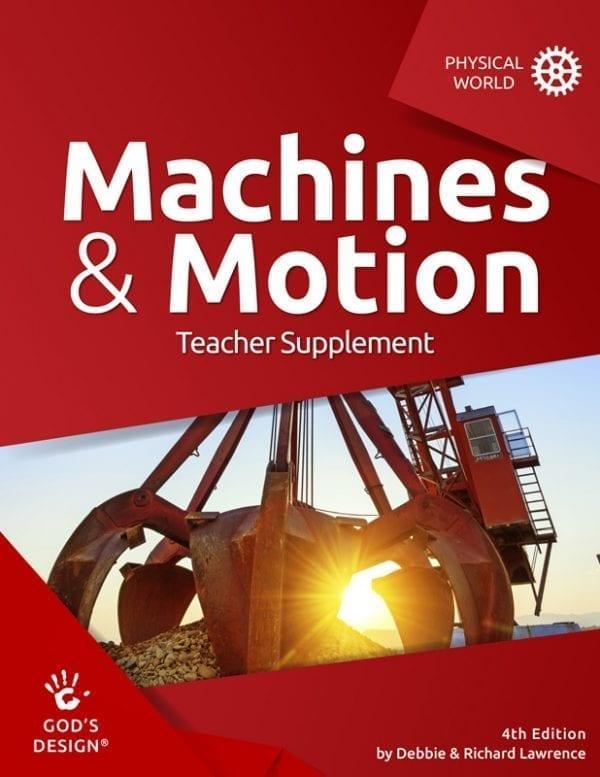 Machines & Motion Teacher